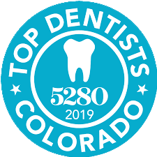 5280 Top Dentist 2020 Award