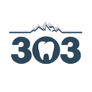 303 Dental Group Branding