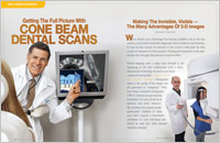 Getting The Full Picture With Cone Beam Dental Scans